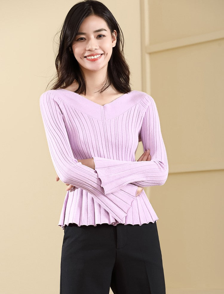 Cherrie Top (Purple)