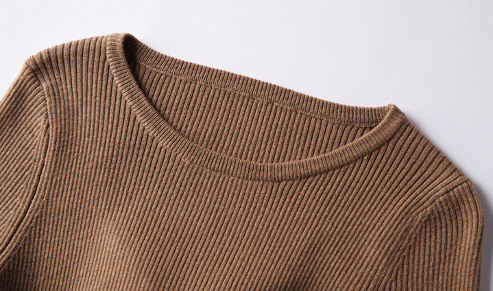 Arianea Top (Brown)
