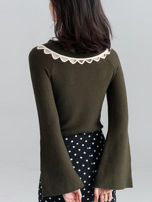 Addyson Top (Olive)