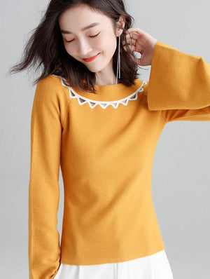 Addyson Top (Yellow)