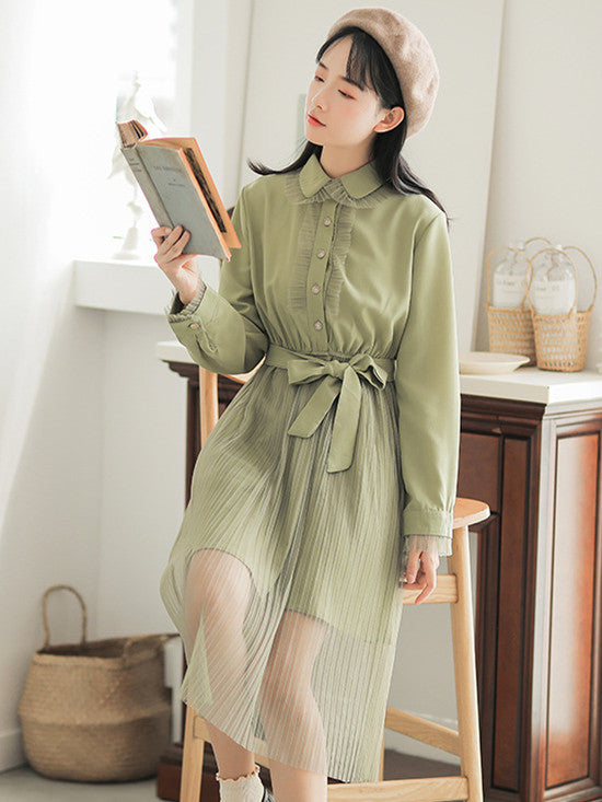 Airlea Dress (Green)