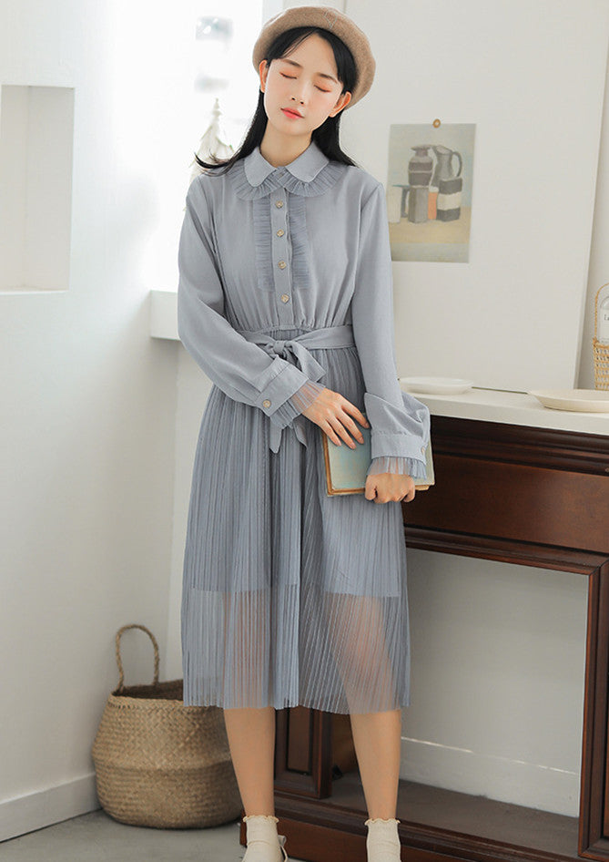 Airlea Dress (Grey)