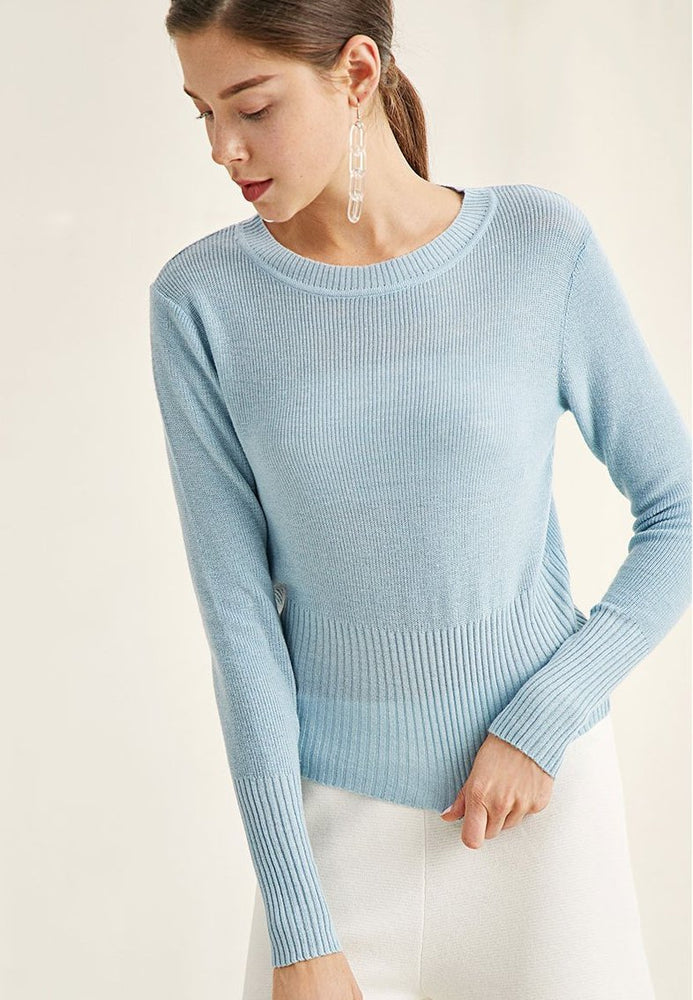 Angelina Top (Blue)