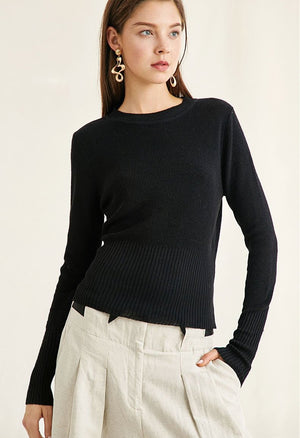 Angelina Top (Black)