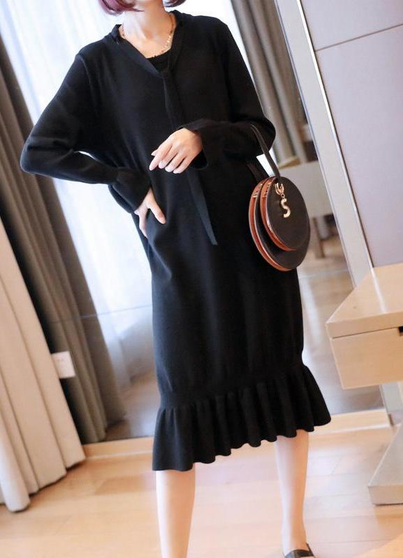 Eleanor Dress (Black)