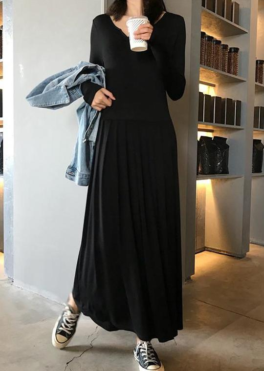 Pearl Dress (Black)