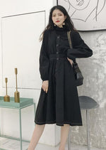 Queenie Dress (Black)