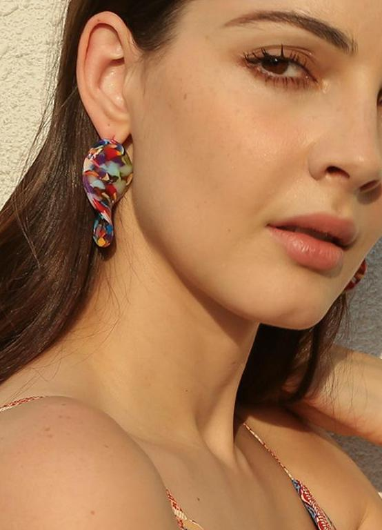 Molie Earrings (More Colors)