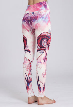 Aries Yoga Pants