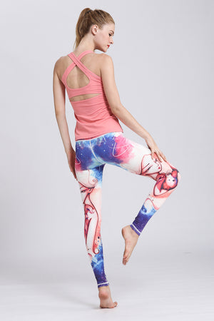 Aquarius Yoga Pants