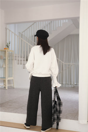 Benia Pants (Grey)