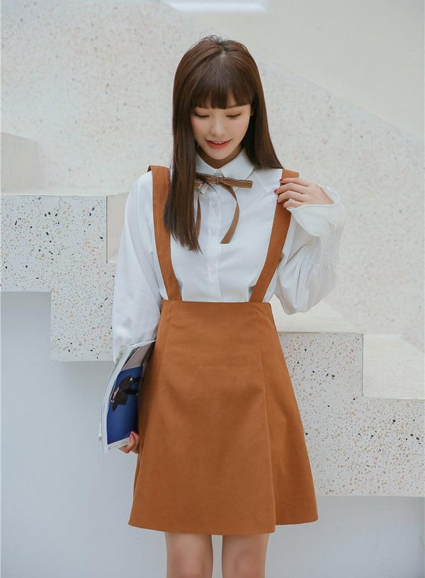 Evelyn Strap Skirt (More Colors)