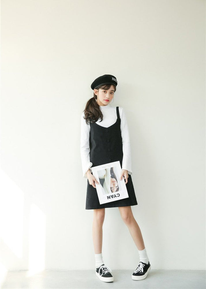 Betrix Dress (Black)