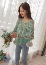Cristelle Top (Green)