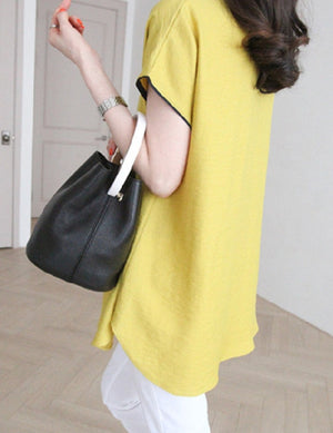Dale Top (Yellow)