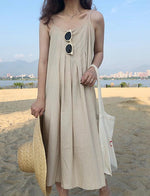 Crystal Dress (Beige)