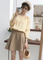 Brandy Top (Beige)
