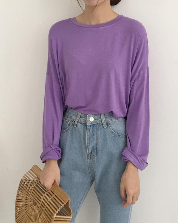 Artuto Top (Purple)