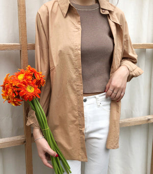 Breena Top (Khaki)