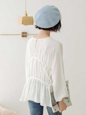 Christy Top (White)