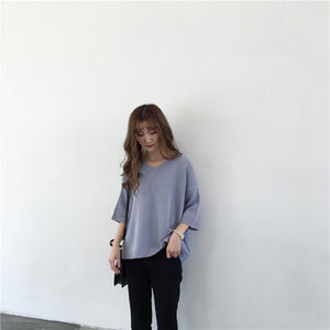 Annarose Top (Blue)