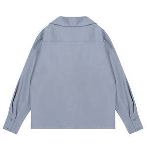 Avae Top (Blue)