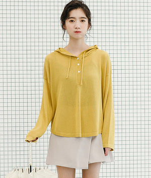 Camily Top (Yellow)