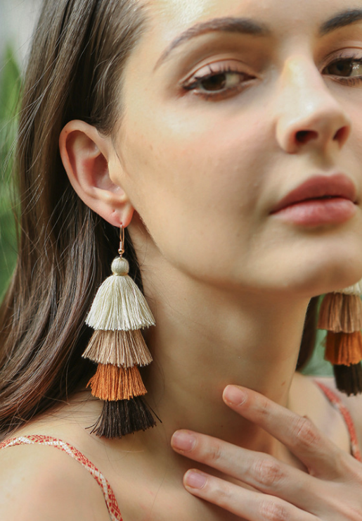 Rochelle Earrings (More Colors)