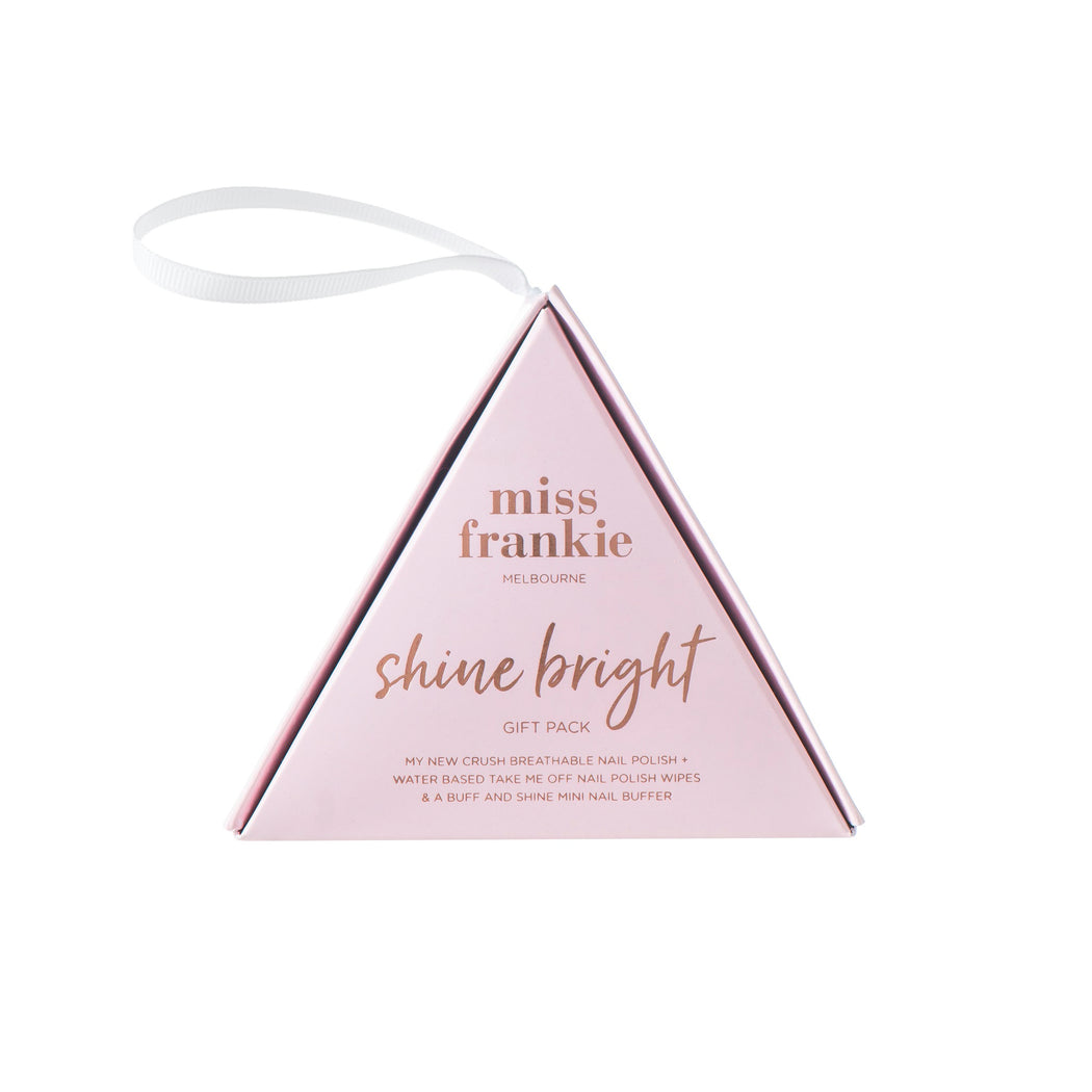 Shine Bright Gift Pack - My New Crush