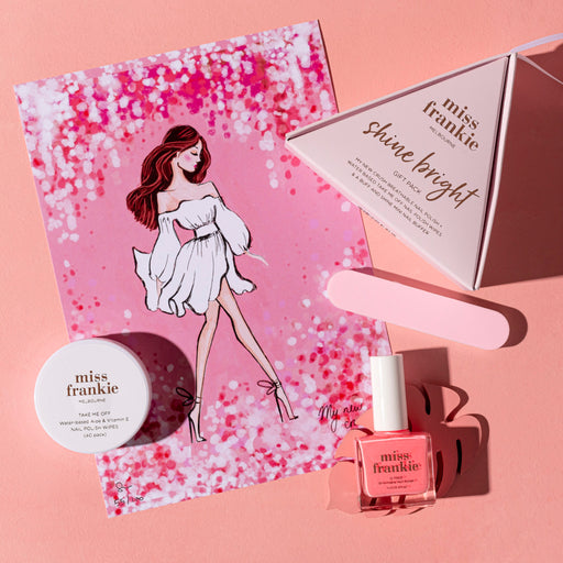 Limited Edition Miss Frankie x Sarah Darby Gift Packs