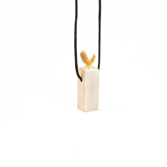 "Pendant ""Cute Rectangular"""