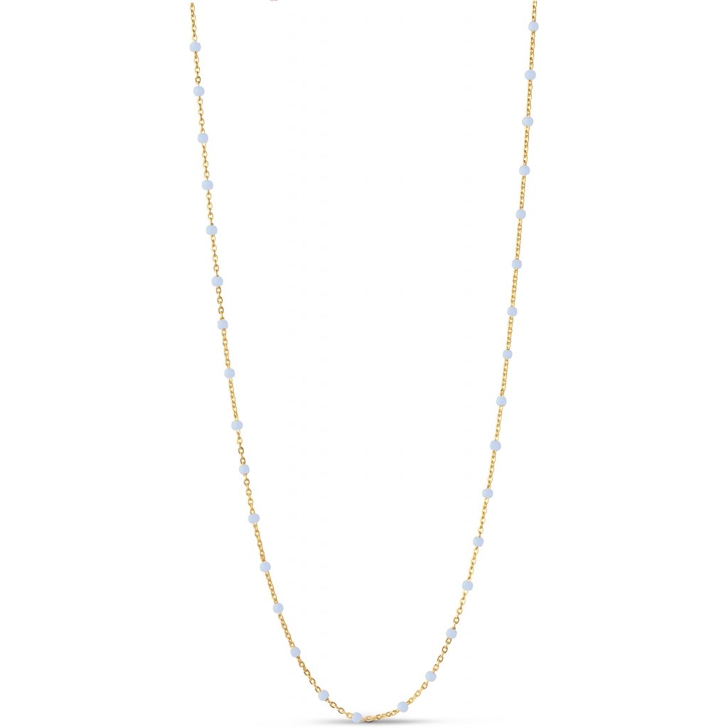 "18K Gold Plated Necklace ""Sky"""