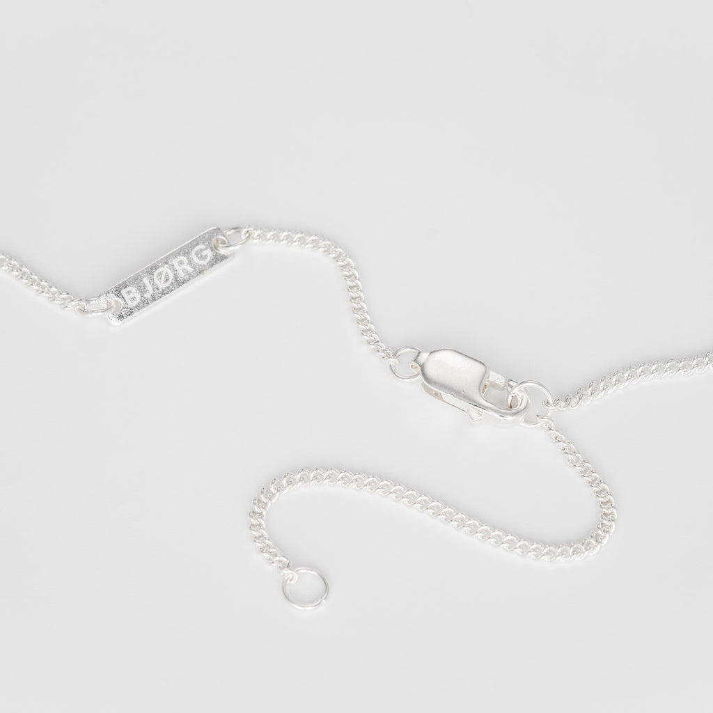 White Nights Silver Necklace
