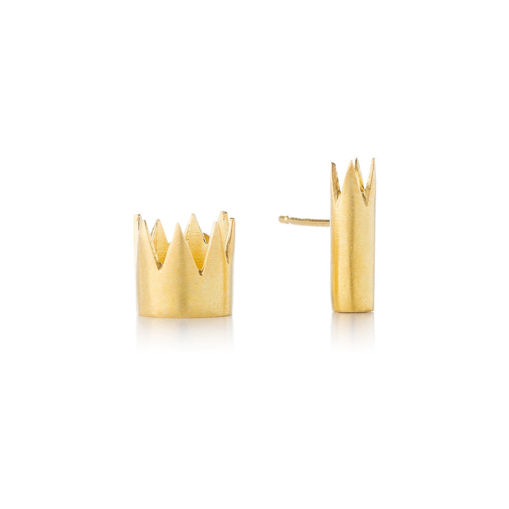 "Earrings - Earrings ""Crowns"""