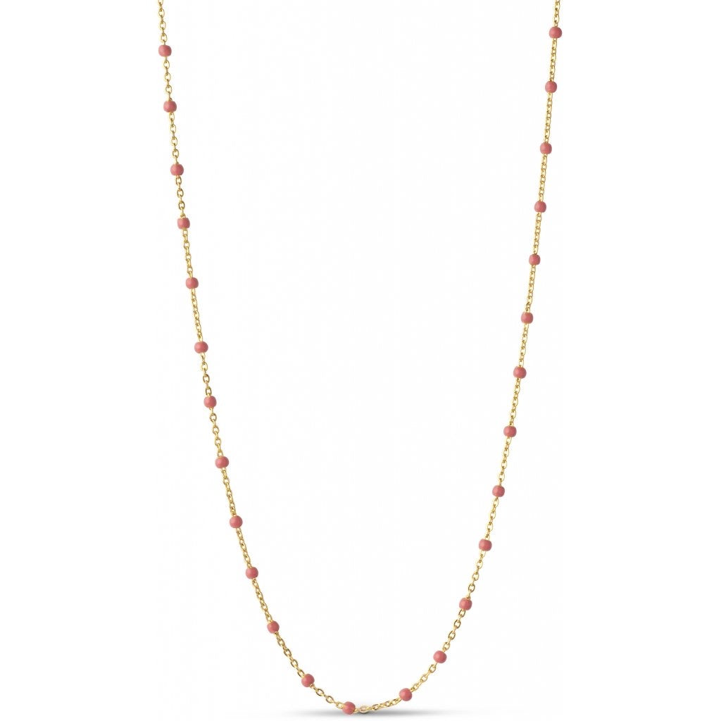 "18K Gold Plated Necklace ""Lola"""