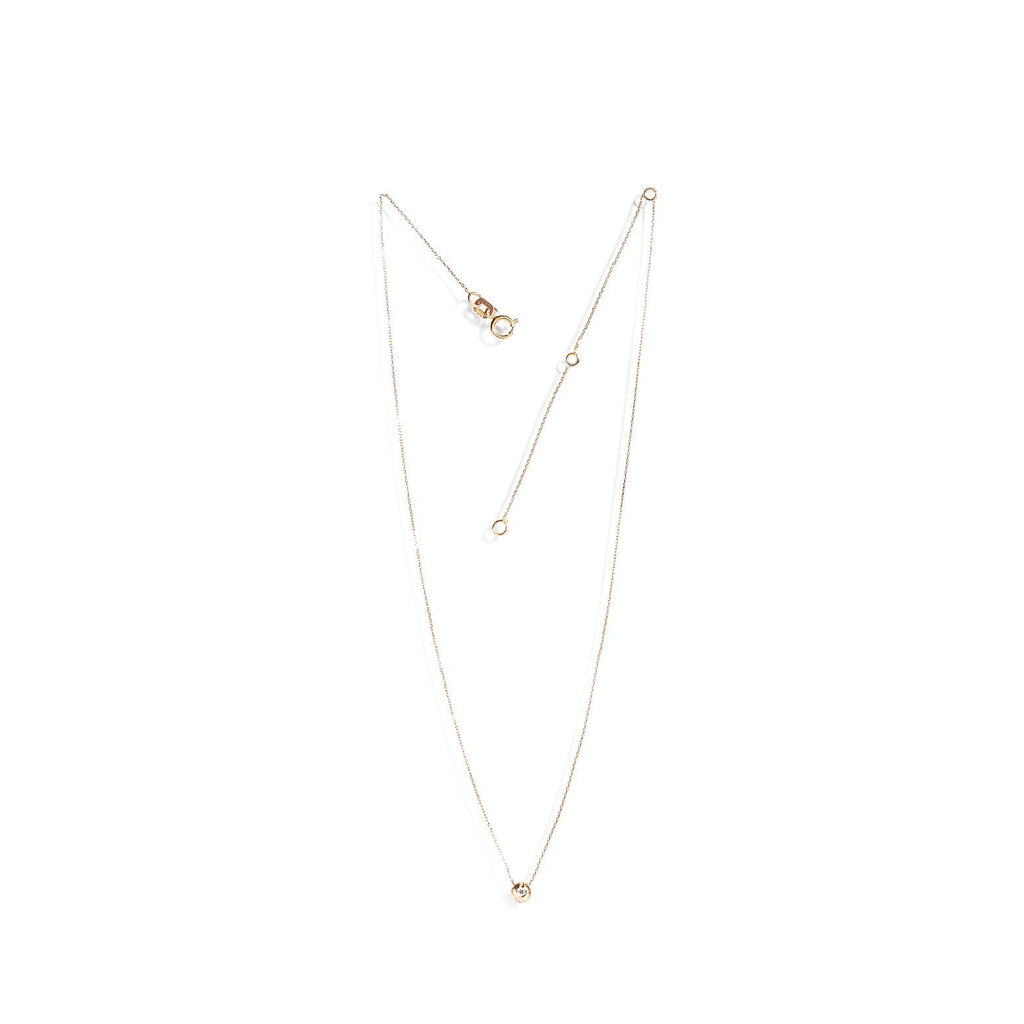 Necklaces & Pendants - Diamond Gold Choker
