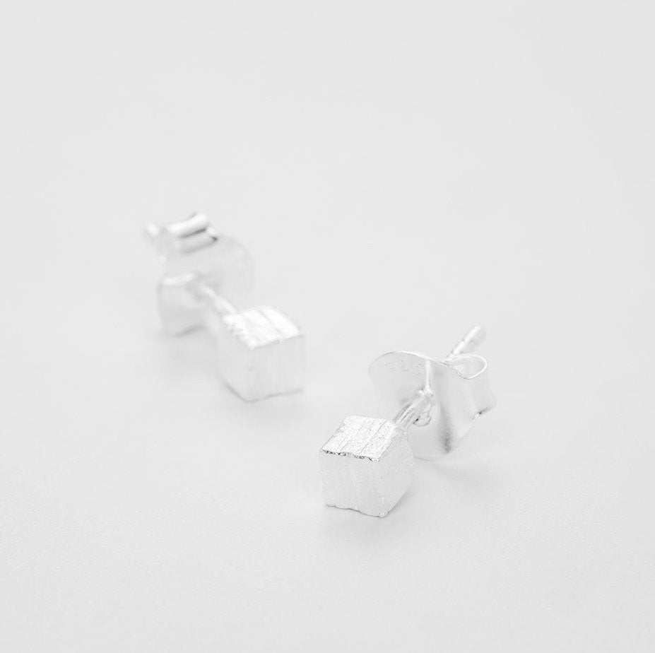 The Small Hours Silver Studs