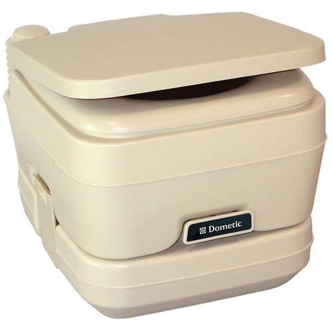 Dometic - 964 Portable Toilet 25 Gallon Parchment