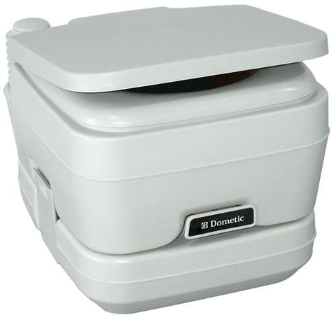 Dometic - 964 Portable Toilet 25 Gallon Platinum