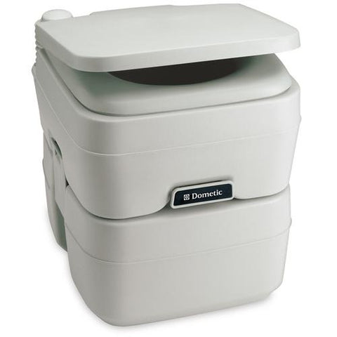 Dometic - 965 MSD Portable Toilet 50 Gallon Platinum