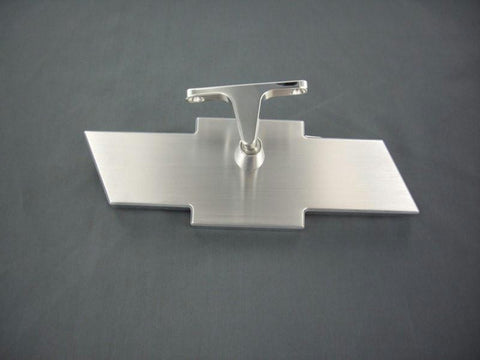 All Sales 6 Inch Bowtie Mirror Brushed