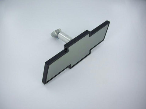 All Sales 6 Inch Bowtie Mirror Black