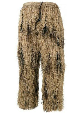 Ultra Light Ghillie Pants Desert M-L