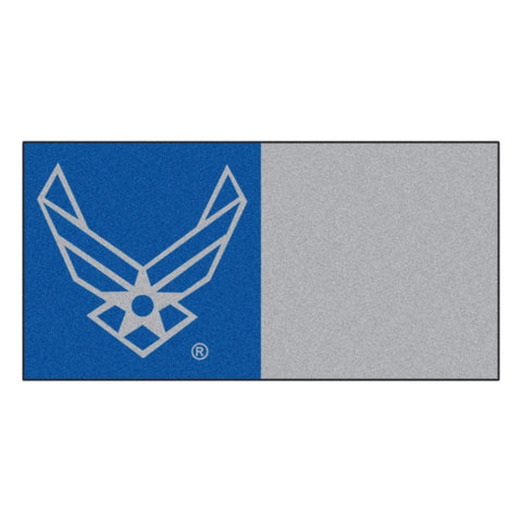 Air Force Licensed Carpet Tiles 18x18