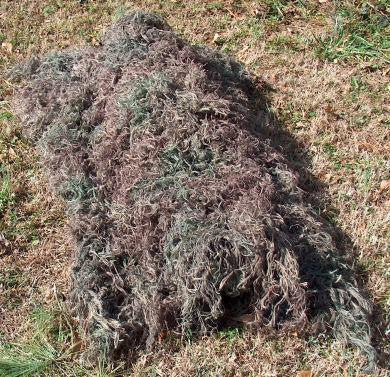 Ghillie Blanket Cover 4x6