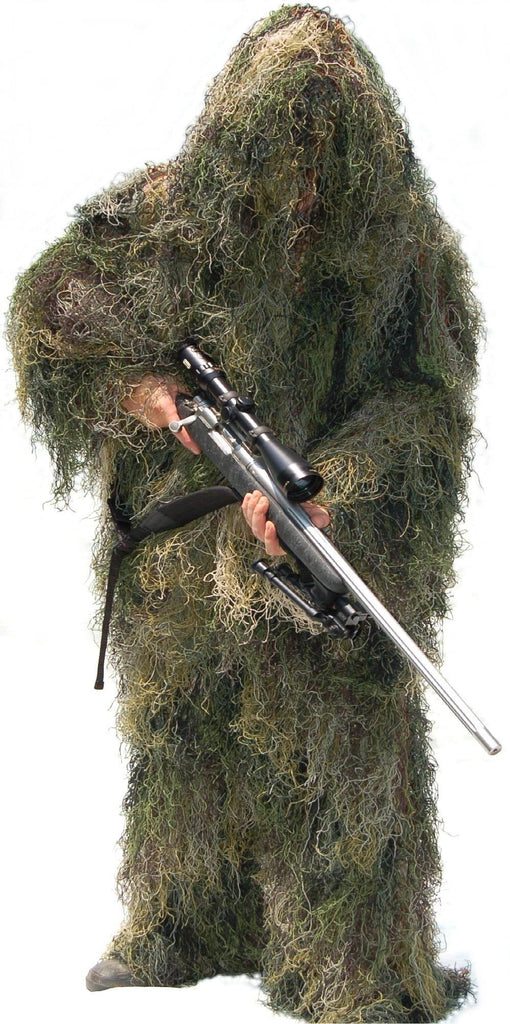 Special Ops Paintball Hunter Ghillie Suit PP-NMS