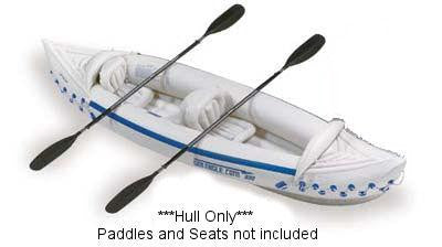 Sea Eagle 330 Inflatable Kayak Hull