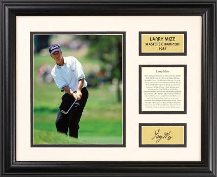 Larry Mize - Signature Series