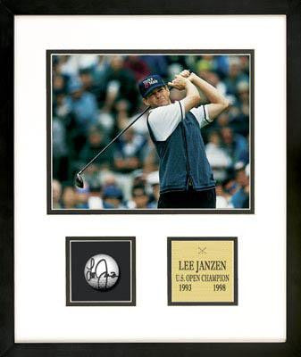 Lee Janzen - Golf Ball Series