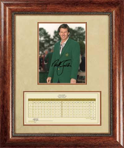 Nick Faldo - Scorecard Series